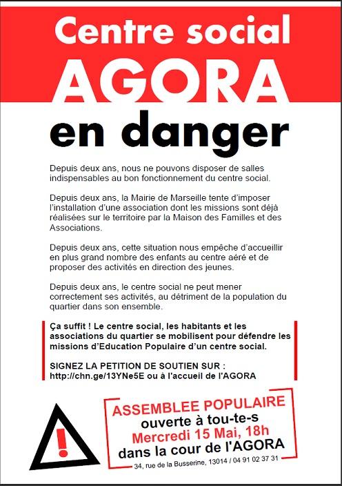 ASSEMBLEE POPULAIRE A L'AGORA MERCREDI 15 MAI A 18H dans Local aff-agora1